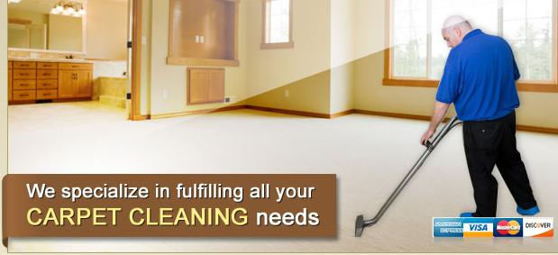relationship of carpet cleaning and hvac